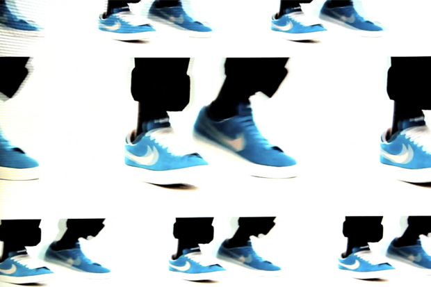 uniform experiment x Nike Air Zoom Tennis Classic Video Teaser