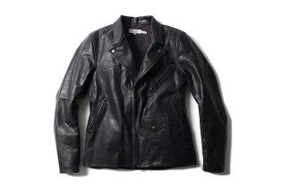 nonnative Kip Leather Rider Jacket
