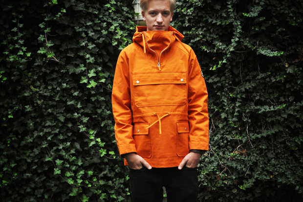 Oi Polloi x Norse Projects Kaare Smock Jacket