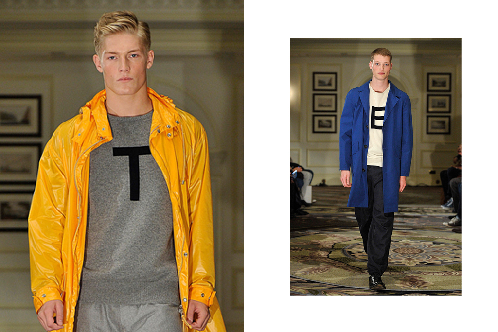 oki-ni: E. Tautz 2012 Spring/Summer Collection & Interview