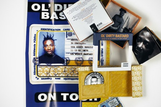 Ol' Dirty Bastard 'Return to the 36 Chambers: The Dirty Version' Deluxe Set