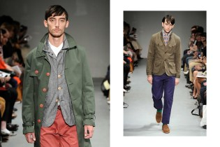 Oliver Spencer 2012 Spring/Summer Collection