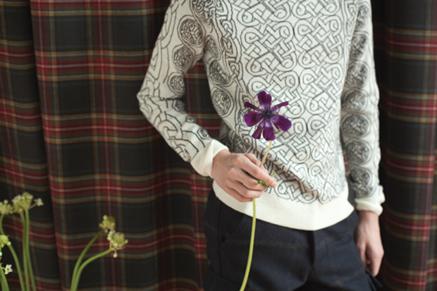 Opening Ceremony 2011 Fall/Winter Collection Lookbook by Gia Coppola