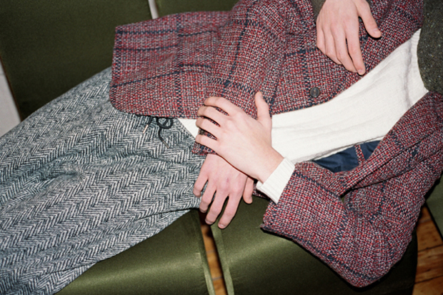 opening ceremony 2011 fallwinter collection lookbook by gia coppola