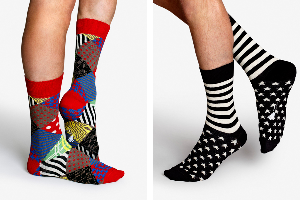 Happy Socks by Opening Ceremony Capsule Collection