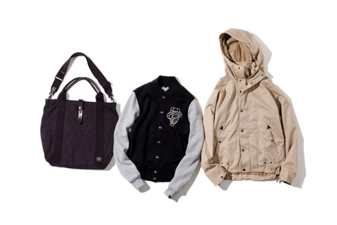 OriginalFake 2011 Fall/Winter Collaboration Collection