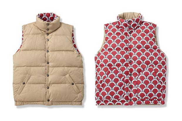 OriginalFake Reversible Down Vest
