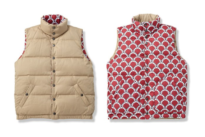 OriginalFake Reversible Down Vest