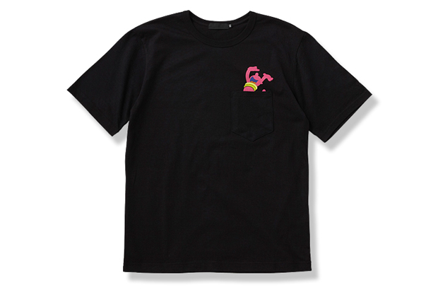 OriginalFake WORRY FREE Pocket T-Shirt