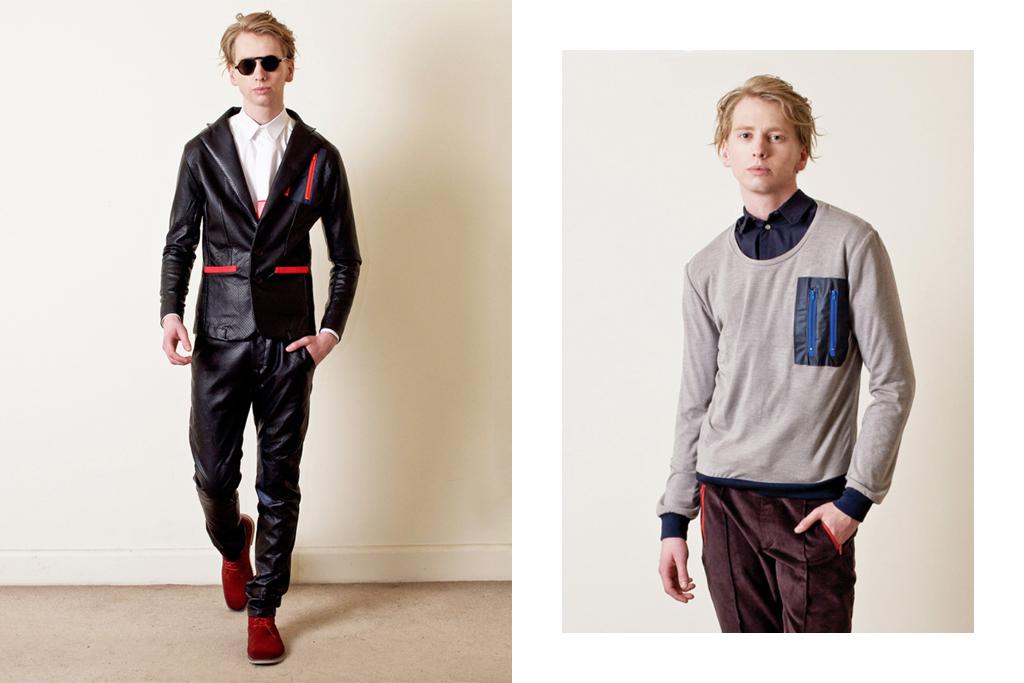 Orri Henrisson 2012 Spring/Summer Lookbook