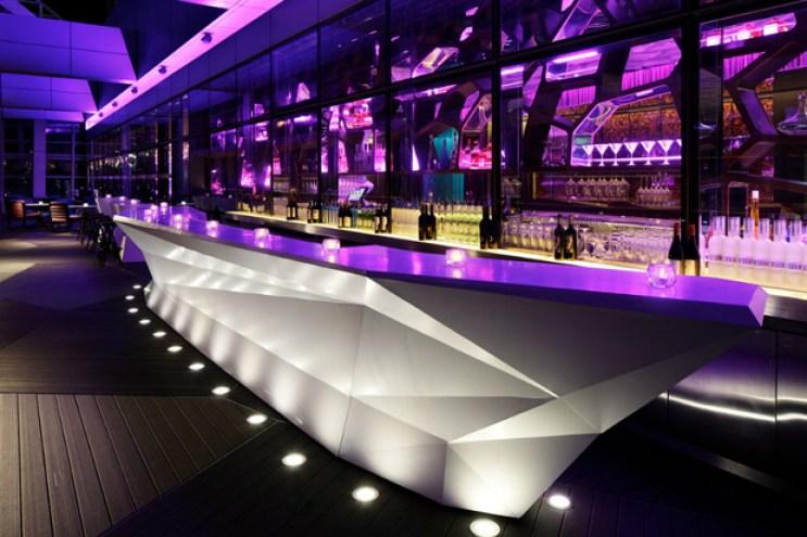 Ozone Bar by Wonderwall