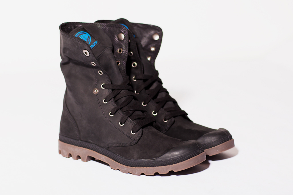 palladium 2011 fallwinter waterproof collection
