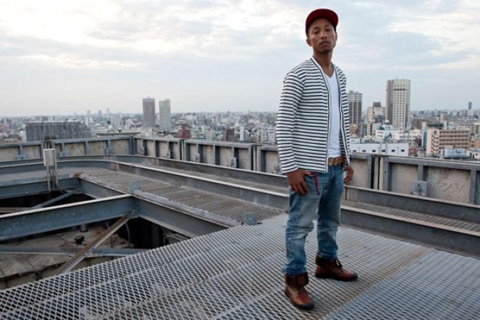 Palladium presents Tokyo Rising with Pharrell Williams Launch