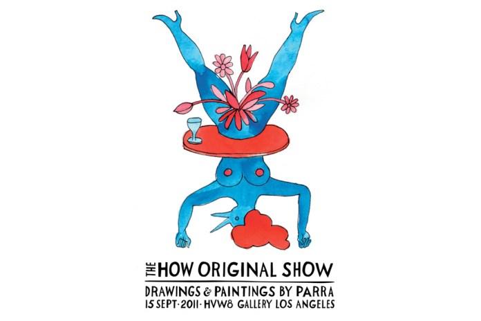 Parra: The How Original Show @ HVW8 Art + Design Gallery