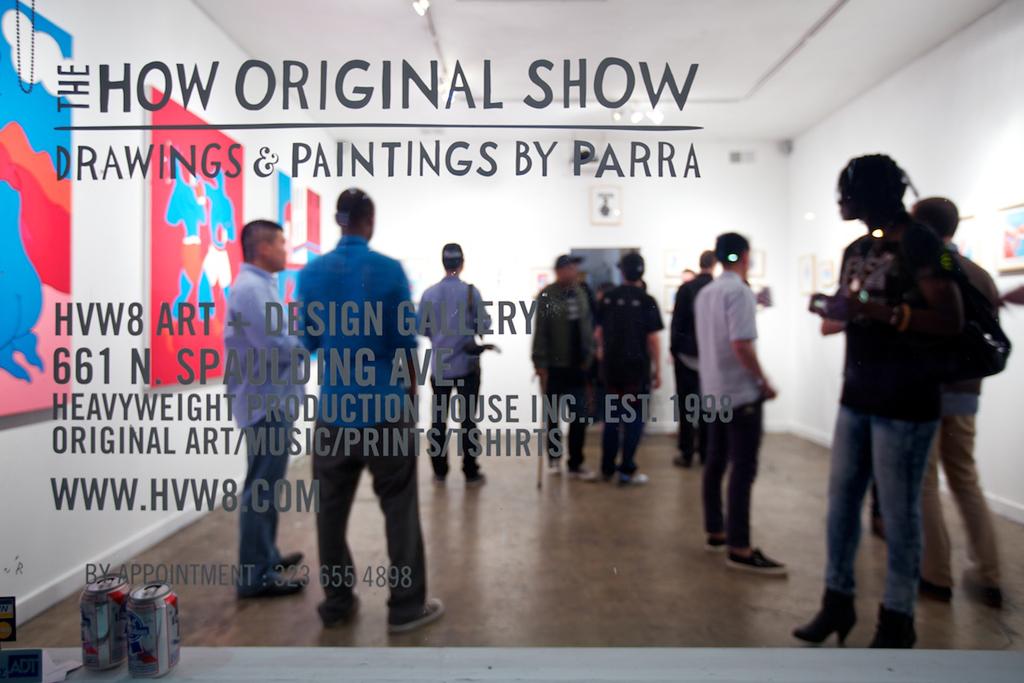 """Parra """"The How Original Show"""" @ HVW8 Recap"""