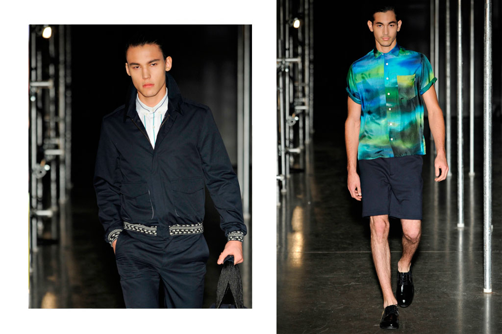 Patrik Ervell 2012 Spring/Summer Collection