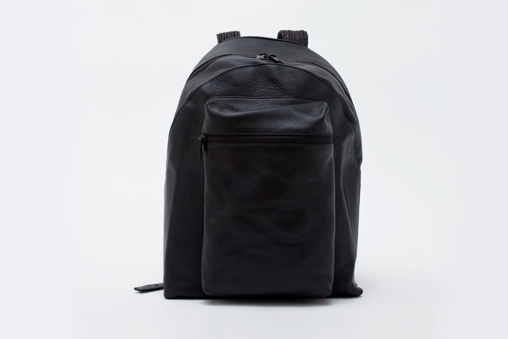 Patrik Ervell Deerskin Leather Backpack