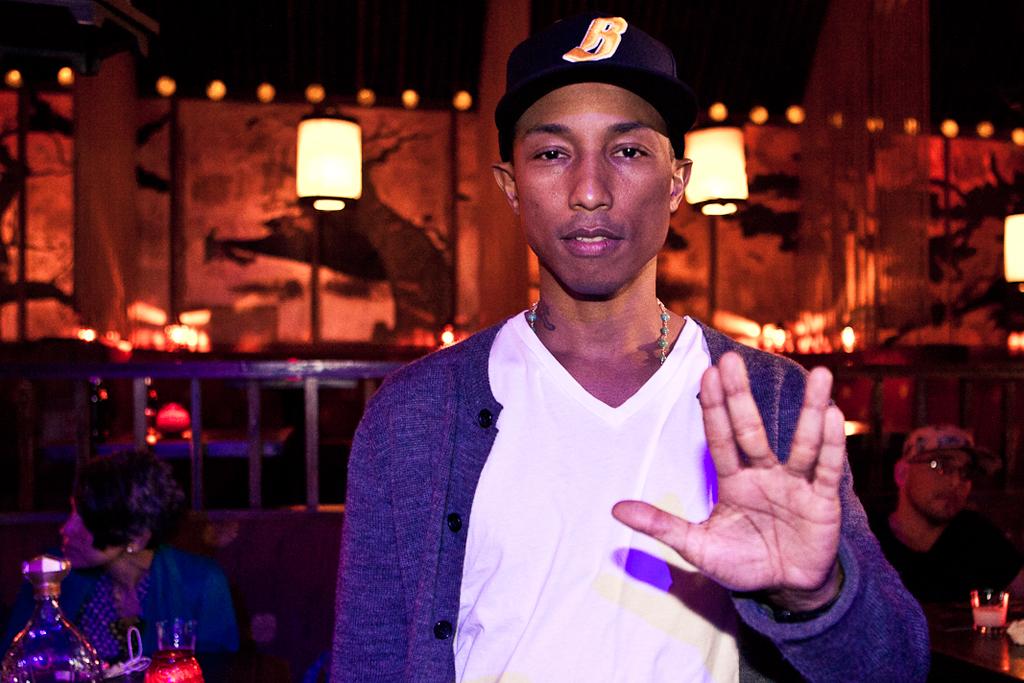 Streetsnaps: Pharrell