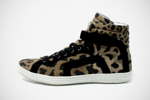 """Pierre Hardy Basket """"Leopard"""""""