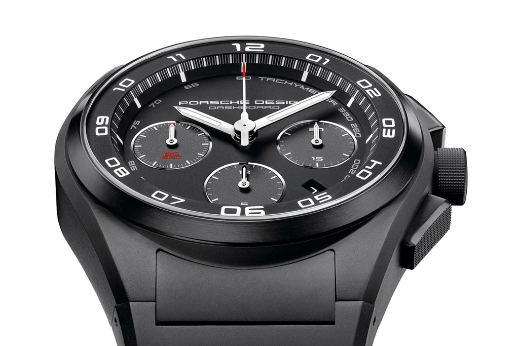 Porsche Design P'6620 Dashboard Watch