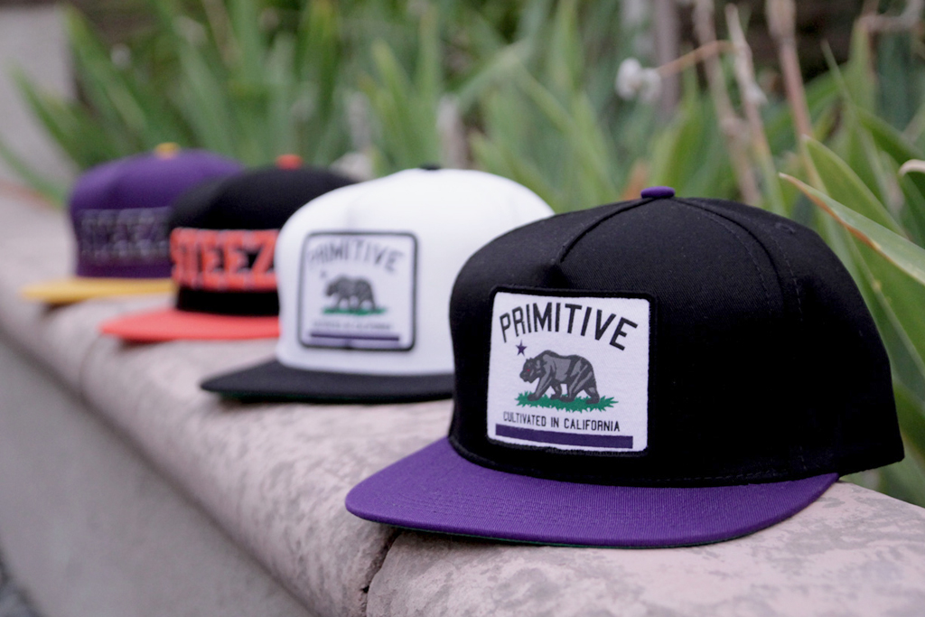 Primitive 2011 Holiday Snapbacks