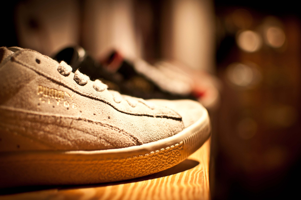 """PUMA and Undefeated Present: """"The Next Chapter of Clyde"""""""