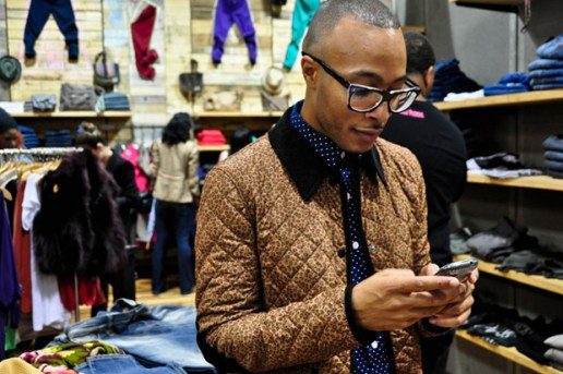 Streetsnaps: Quilted Leopard