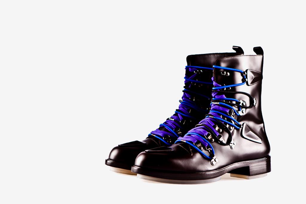 Raf Simons Hiker Boots