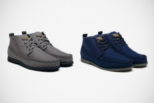 "Ransom by adidas Originals 2011 Fall/Winter The Bluff Mid ""Cordura"""