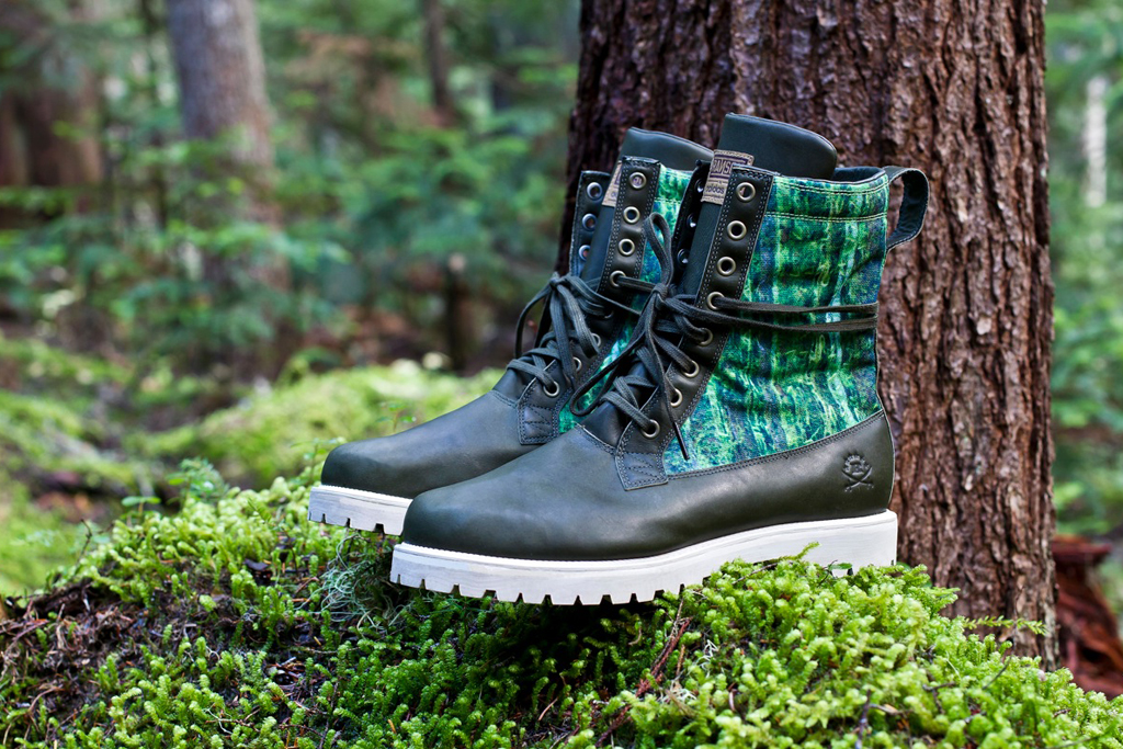 "Ransom by adidas Originals 2011 Fall/Winter The Mesa ""Forest"""