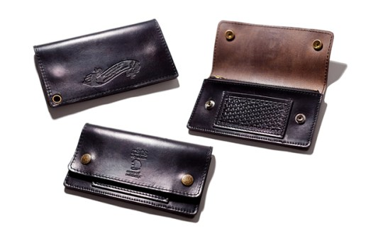 RATS x GROK LEATHER Tracker Wallet