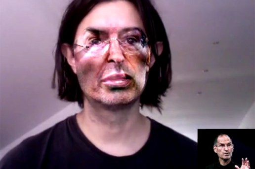 Real-Time Face Substitution (Video)