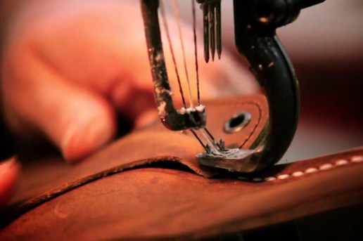 Red Wing Shoes: The Puritan Stitch Machine (Video)