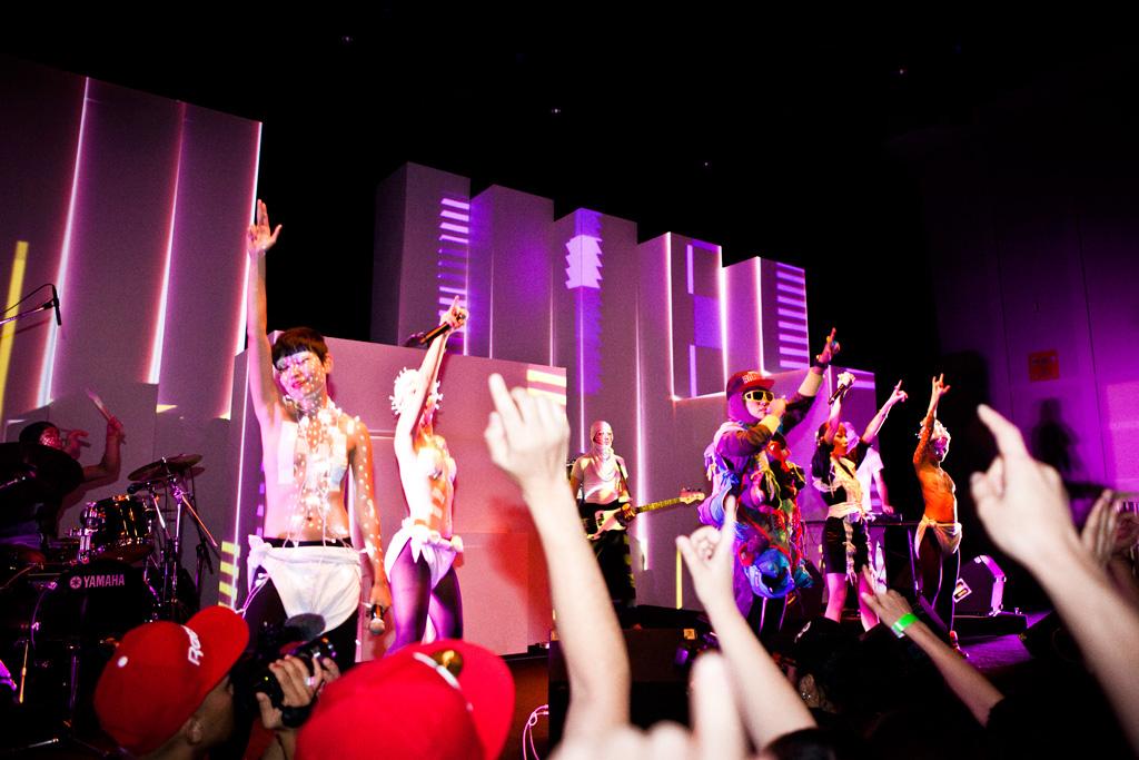 Reebok Reethym of Lite Tokyo Launch Party Recap