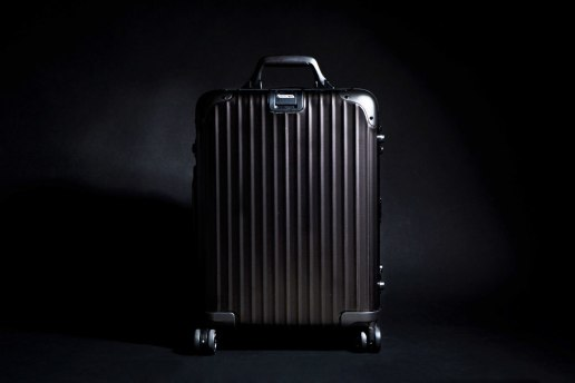 RIMOWA TOPAS BLACK Luggage