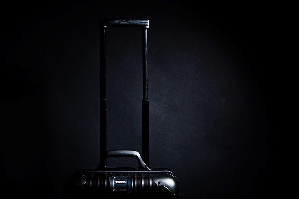 RIMOWA TOPAS BLACK Luggage