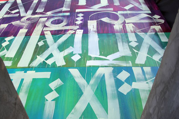 risk x retna x heal the bay charity project
