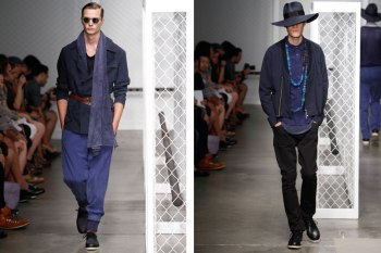 Robert Geller 2012 Spring/Summer Collection