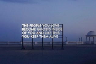 Robert Montgomery: Traveling Around The City