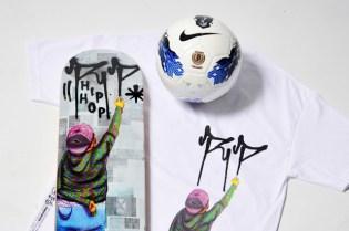 Rodrigo Petersen x OGI x Os Gemeos Limited Edition Pack