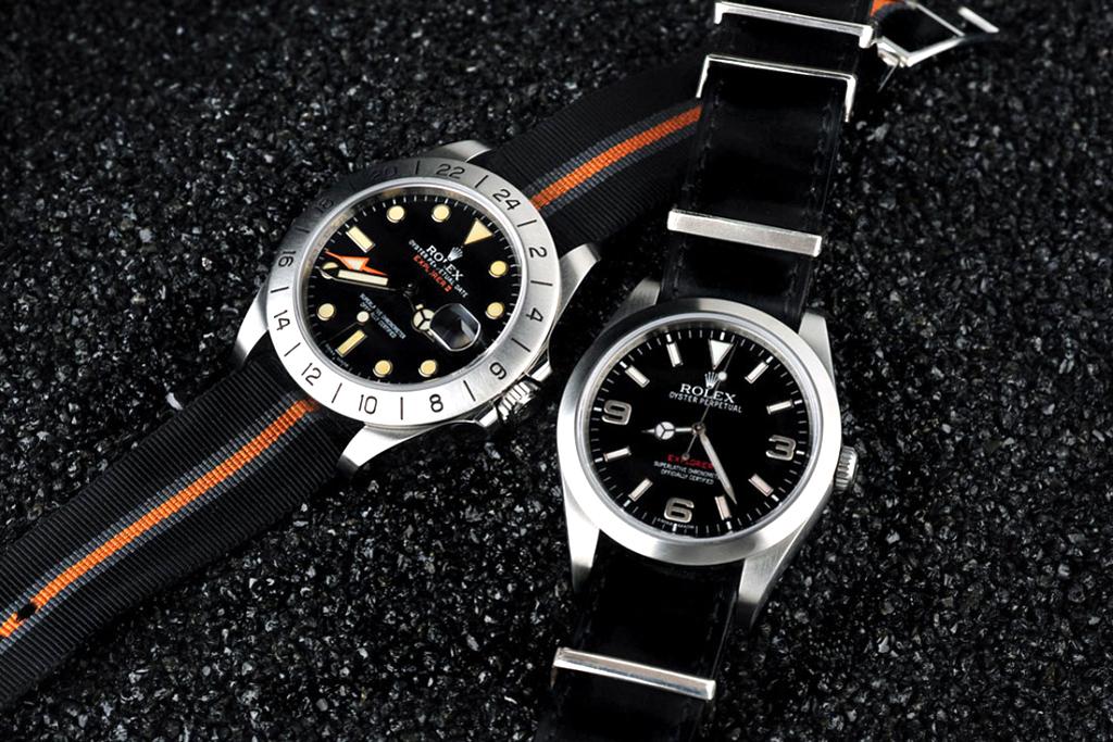 Rolex HTE 39mm & 42mm Watches