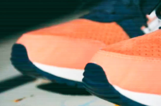 "Ronnie Fieg x ASICS Gel Lyte III ""Salmon Toe"" Video"