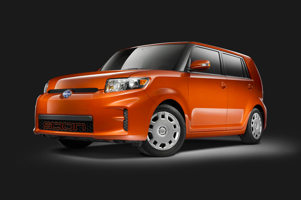 scion 2012 release series