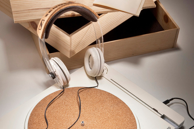 Sennheiser EcoVinyl Project by Matthew Lim