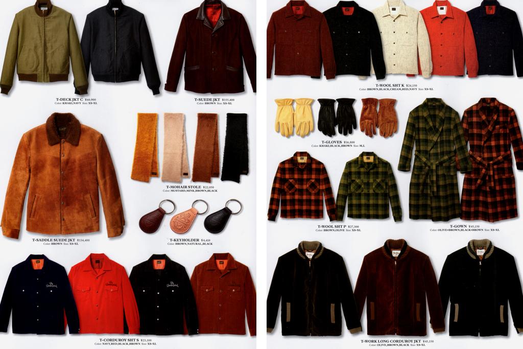 SENSE Magazine: TENDERLOIN 2011 Fall/Winter Collection