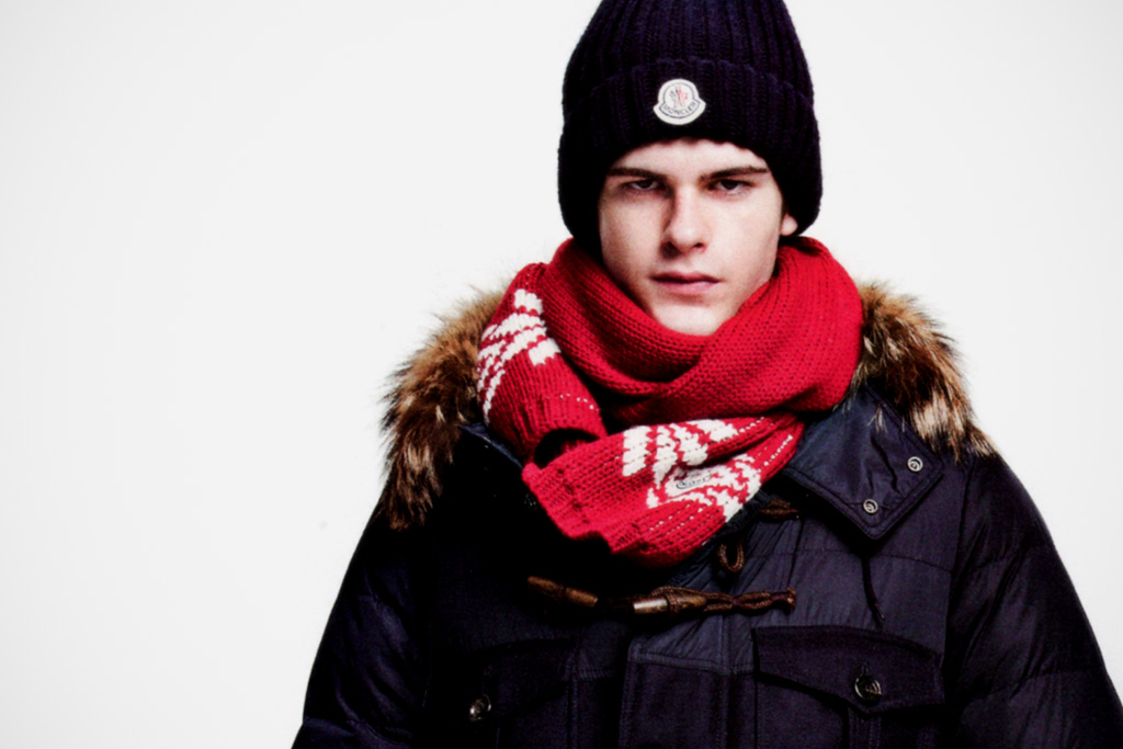 SENSE Magazine: Moncler 2011 Fall/Winter Editorial