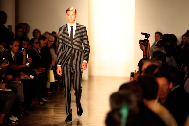Simon Spurr 2012 Spring/Summer Collection