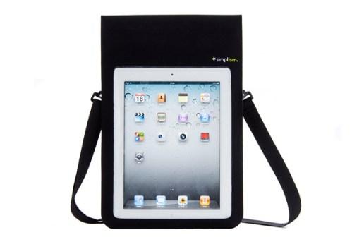 +Simplism Waterproof iPad Case