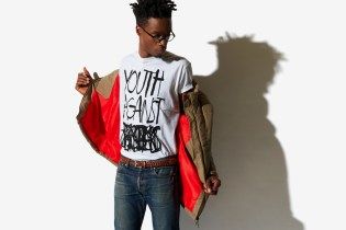 """Sixpack France """"Born Again Revisited"""" 2011 Fall/Winter Lookbook Part Two"""