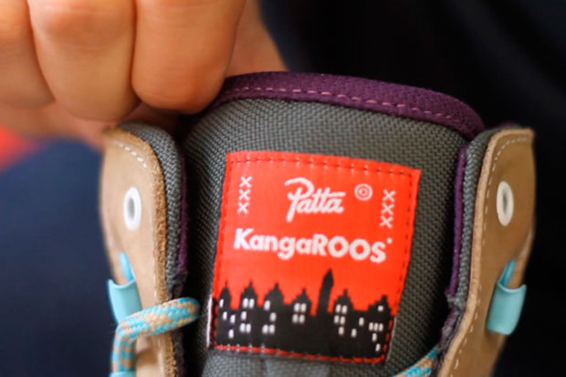 Sneaker Freaker Germany: Patta x KangaROOS Interview